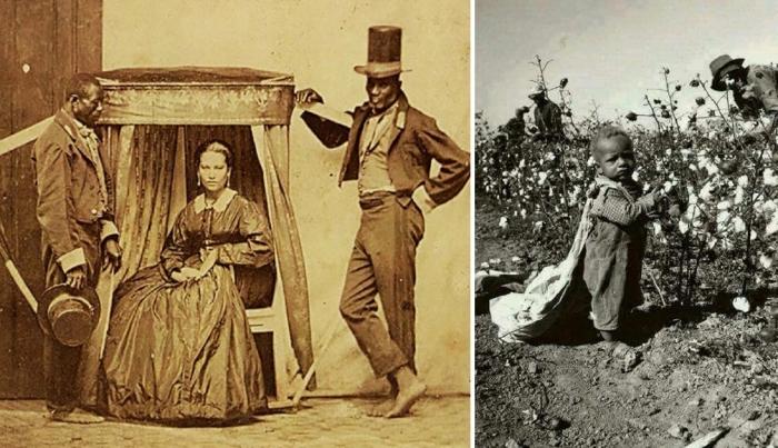 Позорные страницы истории освоения Нового Света: негритянское рабство